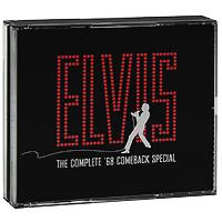 где купить Элвис Пресли Elvis Presley. The Complete '68 Comeback Special (4 CD) по лучшей цене