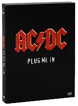 AC/DC: Plug Me In (2 DVD) let there be rock cd