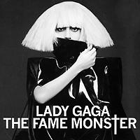 Lady Gaga Lady Gaga. The Fame Monster (2 CD) lady gaga lady gaga the remix