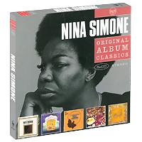 Нина Симон Nina Simone. Original Album Classics (5 CD) цены онлайн