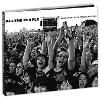 Blur Blur. All The People. Blur Live At Hyde Park 3 July 2009 (2 CD) blur blur the best of blur