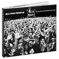 Blur Blur. All The People. Blur Live At Hyde Park 2 July 2009 (2 CD) blur blur the best of blur