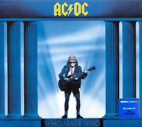 AC/DC AC/DC. Who Made Who ac dc ac dc who made who