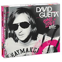 Дэвид Гетта David Guetta. One Love. XXL. Limited Edition (3 CD + DVD) 158cm real silicone sex dolls adult japanese robot love doll lifelike realistic oral vagina f cup real doll sexy toys for men