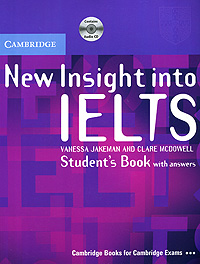 New Insight into IELTS (+ CD-ROM) new insight into ielts workbook pack audio cd
