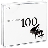Стефен Ковасевич,Ингрид Флитер,Дину Липатти,Гэррик Олсэн Best Chopin 100 (6 CD) best karajan 100 6 cd