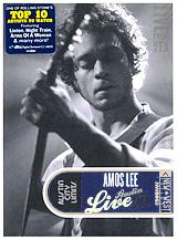 Amos Lee: Live From Austin, TX soul asylum soul asylum live from liberty lunch austin tx 2 lp