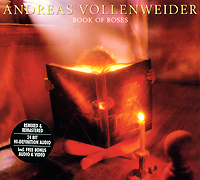 Андреас Фолленвайдер Andreas Vollenweider. Book Of Roses bed of roses