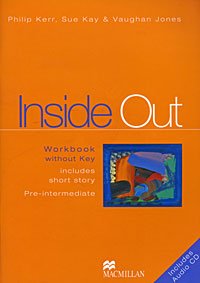 Inside 0ut: Workbook Without Key (+ CD-ROM) new inside out advanced workbook cd rom