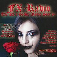 FX-Radio. The No. 1 Gothic Radio Station (2 CD) clarins crayon khol карандаш для глаз с кистью 09