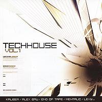 Techhouse. Vol. 1 (2 CD) hit dance vol 1 2 cd