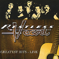 Restless Heart Restless Heart. Greatest Hits: Live heart heart greatest hits 1985 1995