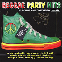 Reggae Party Hits christmas party hits