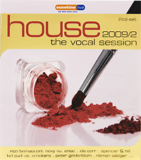 Kid Cudi,Sonic Palms,DJ Tatana,Stylistix,Алекс Гаудино,Ида Корр House 2009/2: The Vocal Session (2 CD) виниловая пластинка bowie david zeroes 2018 radio edit beat of your drum 2018 radio edit