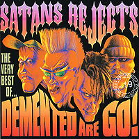 Demented Are Go Demented Are Go. The Very Best Of… Demented Are Go! сандалии go go go go go017awbjrh2