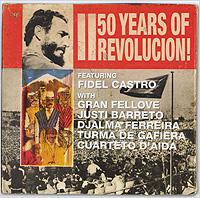 цена 50 Years Of Revolucion!