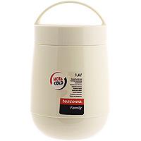 Термос для продуктов Tescoma Family, цвет в ассортименте, 1,4 л термос с кружкой tescoma family 0 5 л 310564