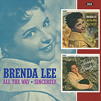 бренда ли brenda lee brenda that s all all alone am i Бренда Ли Brenda Lee. All The Way / Sincerely