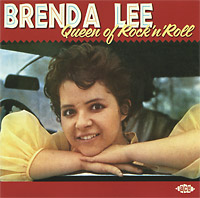 бренда ли brenda lee brenda that s all all alone am i Бренда Ли Brenda Lee. Queen Of Rock 'n' Roll