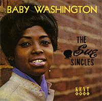 Бэби Вашингтон Baby Washington. The Sue Singles цена и фото