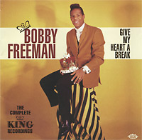 Бобби Фримен Bobby Freeman. Give My Heart A Break бобби браун bobby brown the definitive collection