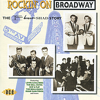 Rockin' On Broadway: The Time, Brent, Shad Story broadway свитер