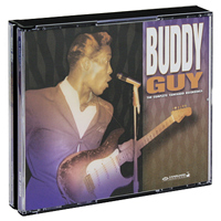 Бадди Гай Buddy Guy. The Complete Vanguard Recordings (3 CD) бадди гай отис раш айк тернер ли джексон шеки джейк вилли диксон buddy guy otis rush ike turner cobra 2 cd