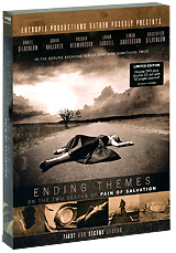 Ending Themes: On The Two Deaths Of Pain Of Salvation (Limited Edition) (2 DVD + 2 CD) pain of salvation pain of salvation one hour by the concrete lake 2 lp cd