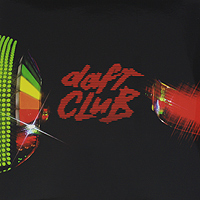Daft Punk Daft Punk. Daft Club (2 LP) топ remix remix mp002xw15k5m