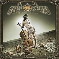 Helloween Helloween. Unarmed. Best Of 25th Anniversary portrait drawing 25th anniversary