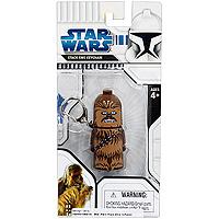 Брелок Star Wars: Чубакка183103Брелок с персонажем Чубакка из Звездных войн послужит прекрасным сувениром для поклонников киноэпопеи. Брелок цилиндрической формы на металлическом кольце-держателе.