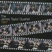 The James Taylor Quartet Quartet. 1987