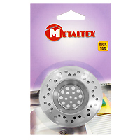 Сито-фильтр для раковины Metaltex сито metaltex диаметр 22 см