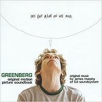 Greenberg. Original Motion Picture Soundtrack