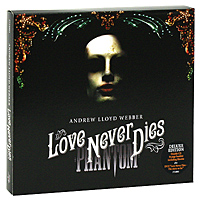 Фото - Andrew Lloyd Webber. Love Never Dies. Deluxe Edition (2 CD + DVD) cd led zeppelin ii deluxe edition