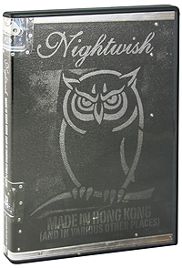 Фото - Nightwish Nightwish. Made In Hong Kong (And In Various Other Places) (CD + DVD) think british english 3 video dvd