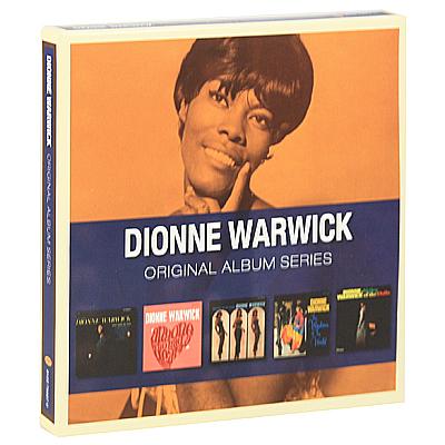 Dionne Warwick. Original Album Series (5 CD)