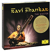 Рави Шанкар,Алла Ракха,Продиот Сен,Сусуми Миашита Ravi Shankar. The Master (3 CD) цена