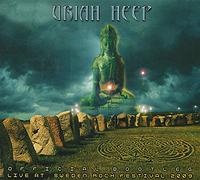 Uriah Heep Uriah Heep. Official Bootleg: Live At Sweden Rock Festival 2009 pentaport rock festival 2018 incheon sunday