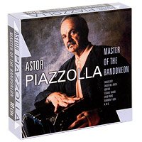 Астор Пьяццолла,Anibal Troilo Orquesta Tipica Astor Piazzolla. The Master Of The Bandoneon (10 CD)