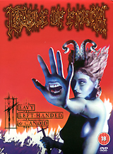 Cradle of Filth - Heavy Left-Handed & Candid майка борцовка print bar cradle of filth