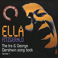 Элла Фитцжеральд Ella Fitzgerald. The Ira & George Gershwin Song Book. Vol. 1 dkny gershwin ny2626