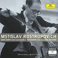 цена на Mstislav Rostropovich. Cello Concertos. Encores (2 CD)