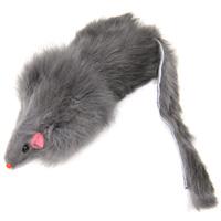 """Игрушка для кошек Triol """"Мышь"""", цвет: в ассортименте"""
