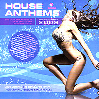 House Anthems. 2009 Spring / Summer (2 CD) led color changing waterfall spout bathroom faucet brushed nickel mixer tap