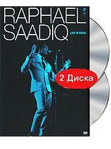 Raphael Saadiq: Live In Paris (DVD + CD) never let a fool kiss you or a kiss fool you
