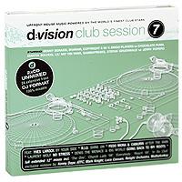 D:Vision Club Session. Vol. 7 (2 CD)