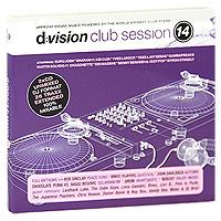 D:Vision Club Session. Vol. 14 (2 CD) cd leganes athletic club bilbao