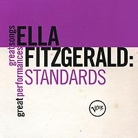 Элла Фитцжеральд Ella Fitzgerald. Standards