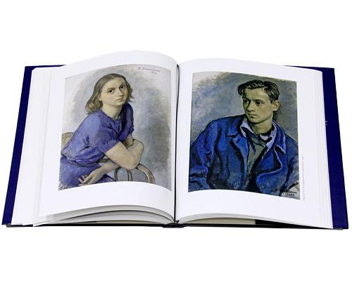 Зинаида Серебрякова (подарочное издание). А. Русакова